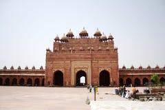 Het binnenland van Darwaza van Buland Royalty-vrije Stock Afbeeldingen