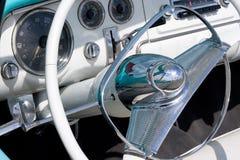 Het binnenland van de auto Stock Afbeeldingen
