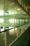 Het Binnenland van de bouw stock foto