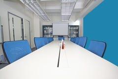 Het binnenland van de conferentieruimte Stock Fotografie