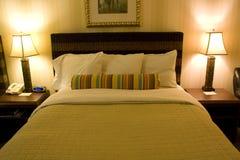 Het binnenland van de hotelruimte Royalty-vrije Stock Fotografie