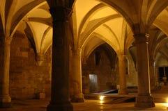 Het binnenland van de kerk Royalty-vrije Stock Foto