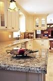 Het binnenland van de keuken Royalty-vrije Stock Afbeeldingen