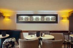 Het Binnenland van de koffie Royalty-vrije Stock Afbeeldingen