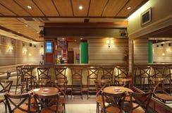 Het Binnenland van de koffie Stock Foto