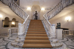 Het binnenland van de ladder royalty-vrije stock foto's