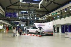 Het binnenland van de luchthaven Royalty-vrije Stock Foto