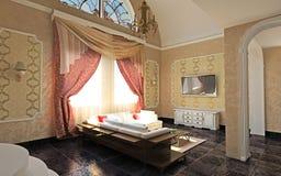 Het binnenland van de luxe Royalty-vrije Stock Foto's