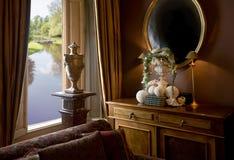 Het binnenland van de luxe Stock Fotografie