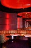 Het binnenland van de nachtclub royalty-vrije stock fotografie