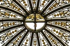 Het Binnenland van de paleiskoepel Royalty-vrije Stock Fotografie