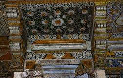 Het binnenland van de tempel van de tand Royalty-vrije Stock Afbeeldingen