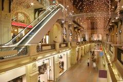 Het binnenland van de winkel Stock Afbeelding