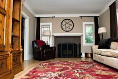 Het Binnenland van de woonkamer Royalty-vrije Stock Afbeeldingen