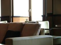 Het binnenland van de zitkamer royalty-vrije stock afbeelding