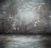 Het binnenland van Grunge Royalty-vrije Stock Afbeelding