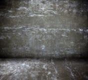 Het binnenland van Grunge Stock Afbeeldingen