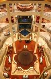 Het binnenland van het luxehotel. Royalty-vrije Stock Foto's