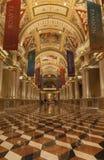 Het Binnenland van het Palazzohotel in Las Vegas, NV op 02 Augustus, 2013 Stock Afbeeldingen