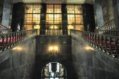 Het binnenland van het paleis royalty-vrije stock fotografie