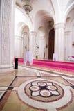 Het binnenland van het paleis royalty-vrije stock afbeeldingen