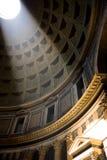 Het binnenland van het Pantheon, Rome Royalty-vrije Stock Foto