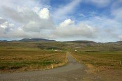 Het binnenland van IJsland Royalty-vrije Stock Foto