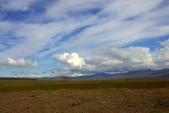Het binnenland van IJsland Stock Afbeelding