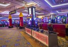 Het binnenland van Las Vegas Palazzo Stock Foto