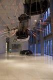 Het binnenland van Seattle Art Museum Stock Foto