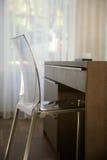 Het binnenlandse ontwerp van de slaapkamer. Royalty-vrije Stock Afbeelding