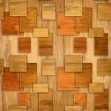 Het binnenlandse patroon van het muurpaneel - decoratief tegelpatroon stock foto's