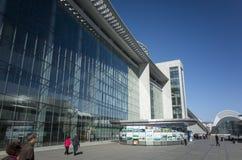 Het binnenmuseum van Mongolië stock foto
