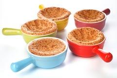 Het biscuitgebak van muffins Royalty-vrije Stock Afbeeldingen