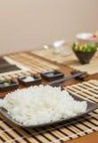 Het blad van het Norizeewier klaar om sushi te maken Royalty-vrije Stock Foto's