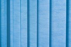 Het blauw drapeert achtergrond Stock Foto's