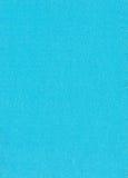Het blauw omfloerst document achtergrond Stock Afbeeldingen