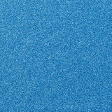 Het blauw schittert Glam-Document stock foto