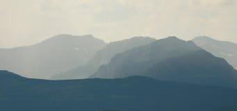 Het blauw van Alberta Royalty-vrije Stock Afbeelding