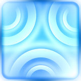 Het blauw van de indigo Royalty-vrije Stock Afbeeldingen
