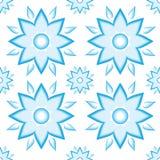 Het blauw van het patroon Royalty-vrije Stock Afbeelding