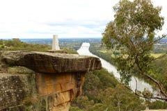 Het Blauwe Bergen Nationale Park Sydney Australia Royalty-vrije Stock Afbeeldingen
