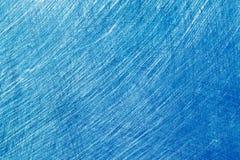 Het blauwe bladmetaal royalty-vrije stock foto's