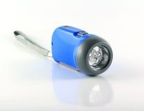 Het blauwe Licht van de Flits Royalty-vrije Stock Foto