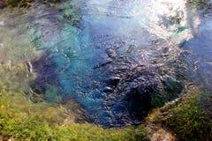 Het blauwe Oog Royalty-vrije Stock Foto's