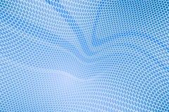 Het blauwe Patroon van de Vlek royalty-vrije illustratie