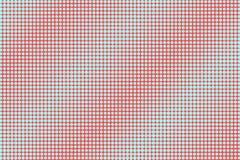 Het blauwe rood stippelde halftone Regelmatige overmaatse gestippelde gradiënt Halftintachtergrond vector illustratie