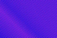 Het blauwe roze stippelde halftone Diagonale vlotte gestippelde gradiënt Halftintachtergrond royalty-vrije illustratie