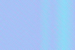 Het blauwe roze stippelde halftone Vlotte verticale gestippelde gradiënt Halftintachtergrond stock illustratie