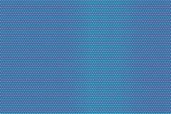 Het blauwe viooltje stippelde halftone De ronde centreerde gestippelde gradiënt Halftintachtergrond royalty-vrije illustratie